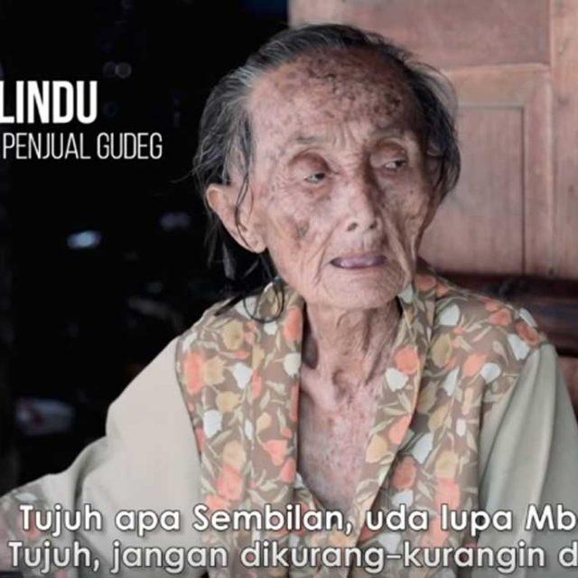 Mbah Lindu | Penjual Gudeg